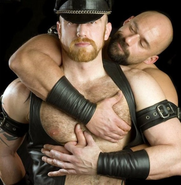 Gay leather police pictures