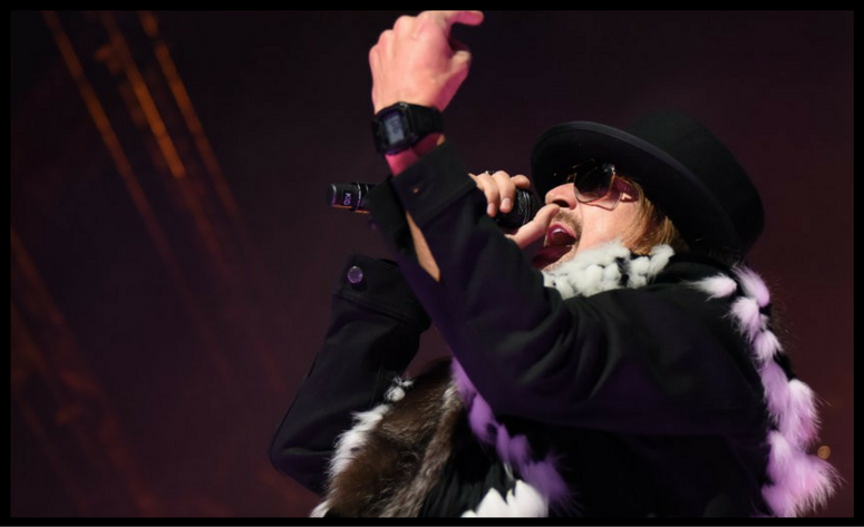 Kid Rock's Full Senate Speech From The First Little Caesars Arena Concert