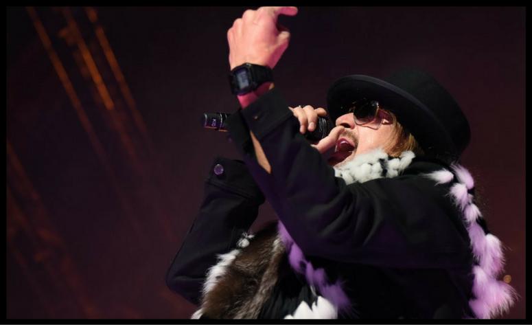 Kid Rock's Full Senate Speech From The First Little Caesars Arena Concert